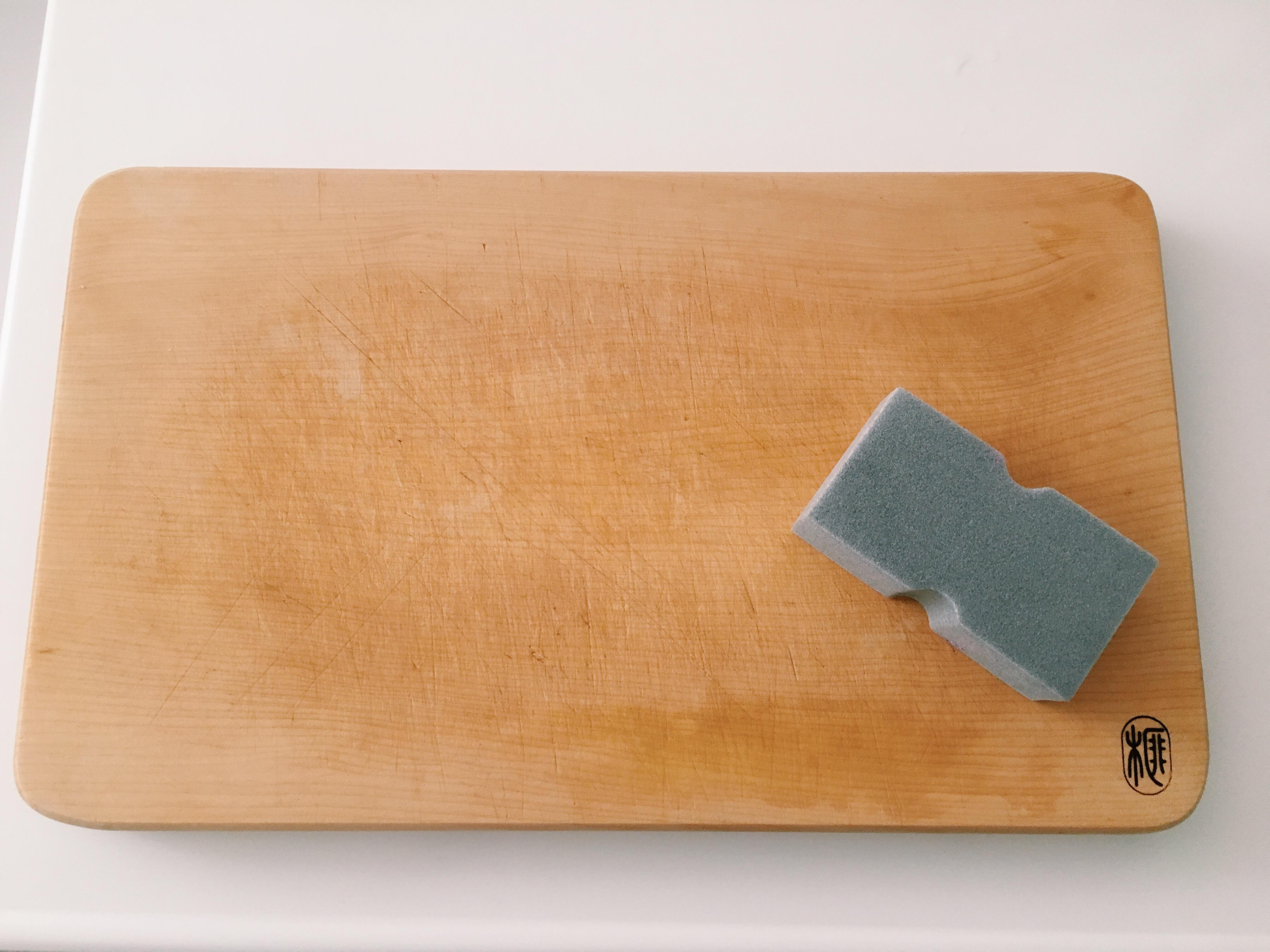 まな板とまな板削り