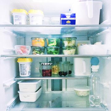 ムダや手間が減る、冷蔵庫整理と食材管理